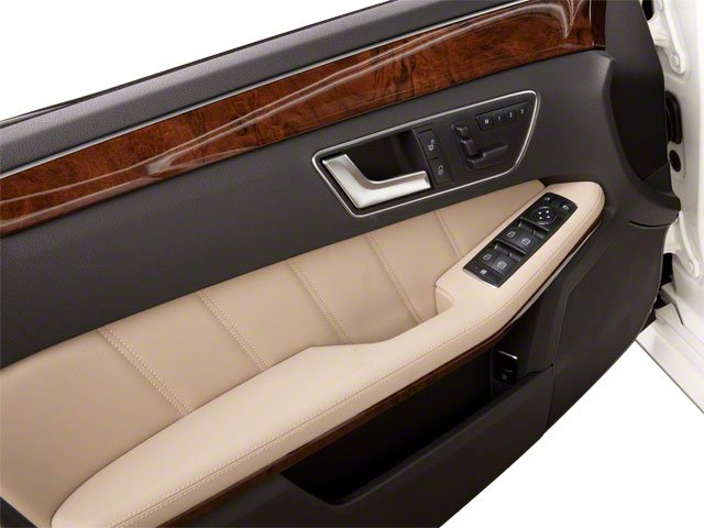 2012 Mercedes-Benz E-Class Prices and Values Sedan 4D E350 AWD driver's door