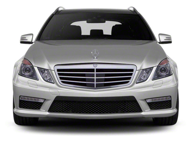 2012 Mercedes-Benz E-Class Prices and Values Wagon 4D E350 AWD front view