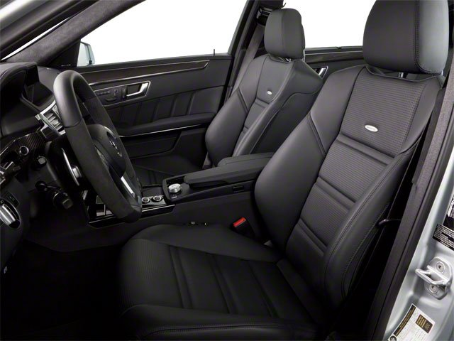 2012 Mercedes-Benz E-Class Prices and Values Wagon 4D E350 AWD front seat interior