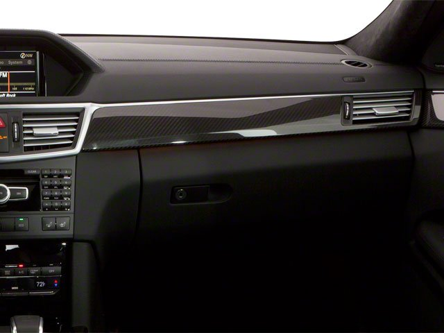 2012 Mercedes-Benz E-Class Prices and Values Wagon 4D E350 AWD passenger's dashboard