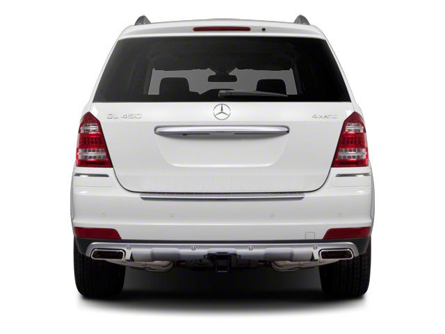 2012 Mercedes-Benz GL-Class Prices and Values Utility 4D GL550 4WD rear view