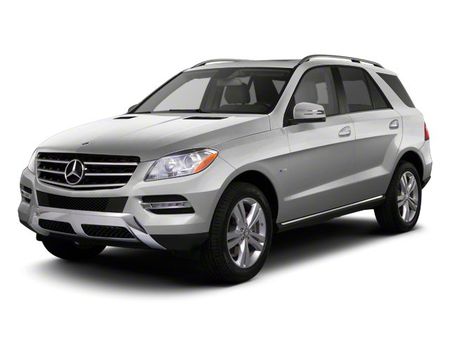 2012 Mercedes-Benz M-Class Prices and Values Utility 4D ML63 AMG AWD