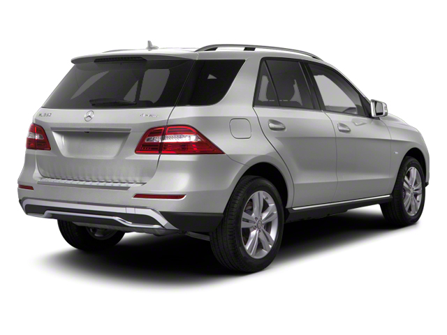 2012 Mercedes-Benz M-Class Prices and Values Utility 4D ML63 AMG AWD side rear view