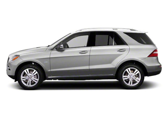 2012 Mercedes-Benz M-Class Prices and Values Utility 4D ML63 AMG AWD side view
