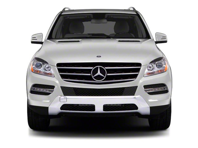 2012 Mercedes-Benz M-Class Prices and Values Utility 4D ML63 AMG AWD front view