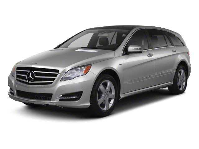 2012 Mercedes-Benz R-Class Prices and Values Utility 4D R350 BlueTEC AWD side front view