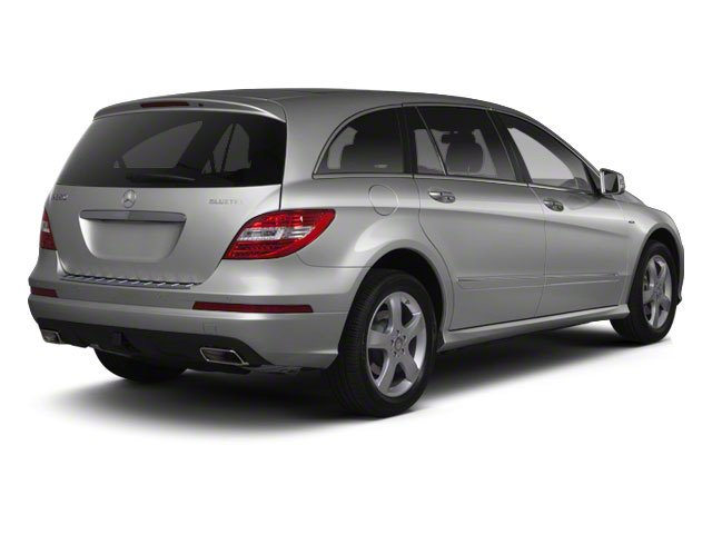 2012 Mercedes-Benz R-Class Prices and Values Utility 4D R350 BlueTEC AWD side rear view