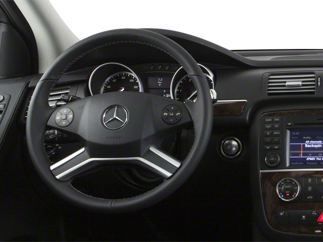 2012 Mercedes-Benz R-Class Prices and Values Utility 4D R350 BlueTEC AWD driver's dashboard