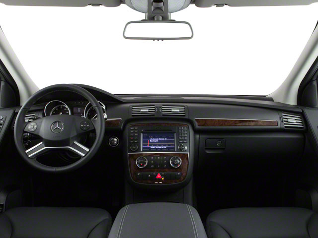2012 Mercedes-Benz R-Class Prices and Values Utility 4D R350 BlueTEC AWD full dashboard