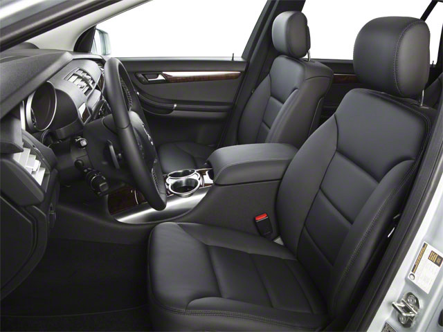 2012 Mercedes-Benz R-Class Prices and Values Utility 4D R350 BlueTEC AWD front seat interior