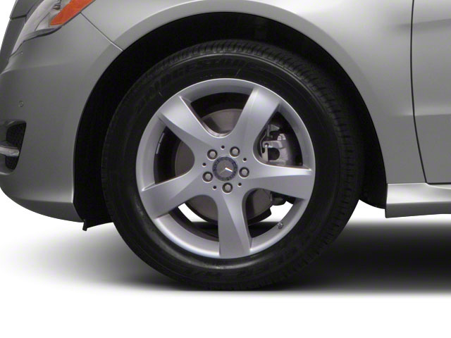2012 Mercedes-Benz R-Class Prices and Values Utility 4D R350 BlueTEC AWD wheel