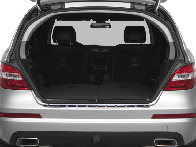 2012 Mercedes-Benz R-Class Prices and Values Utility 4D R350 BlueTEC AWD open trunk