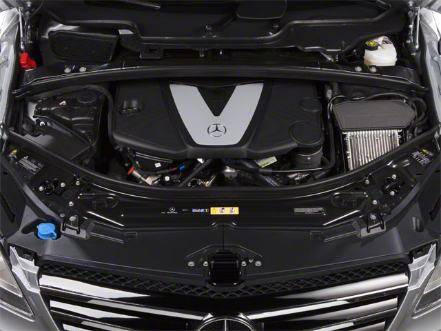 2012 Mercedes-Benz R-Class Prices and Values Utility 4D R350 BlueTEC AWD engine