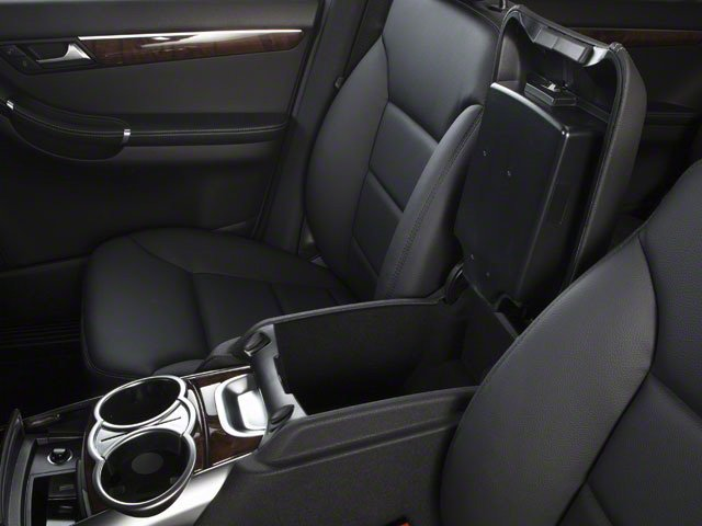 2012 Mercedes-Benz R-Class Prices and Values Utility 4D R350 BlueTEC AWD center storage console