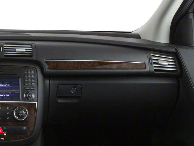 2012 Mercedes-Benz R-Class Prices and Values Utility 4D R350 BlueTEC AWD passenger's dashboard