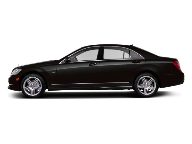 2012 Mercedes-Benz S-Class Prices and Values Sedan 4D S550 AWD side view