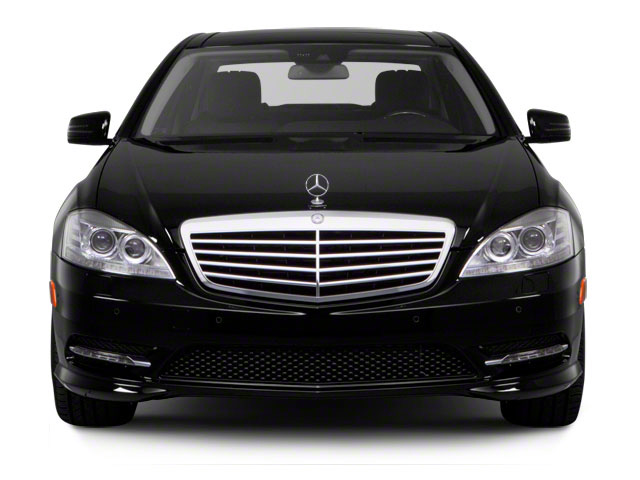 2012 Mercedes-Benz S-Class Prices and Values Sedan 4D S550 AWD front view