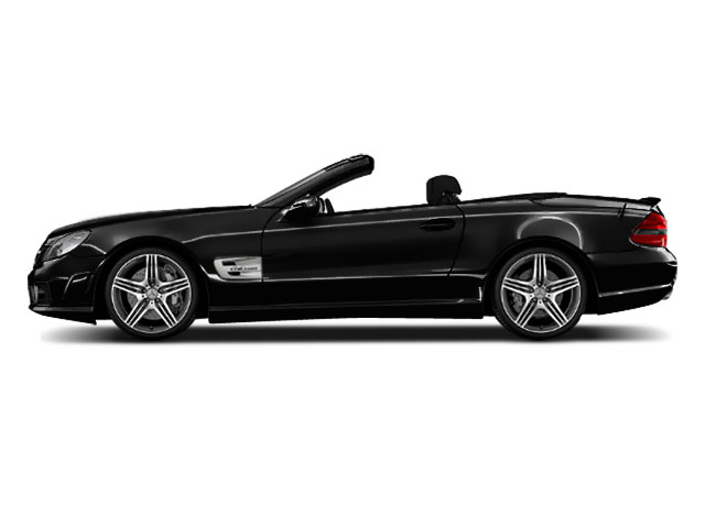 2012 Mercedes-Benz SL-Class Pictures SL-Class Roadster 2D SL63 AMG photos side view