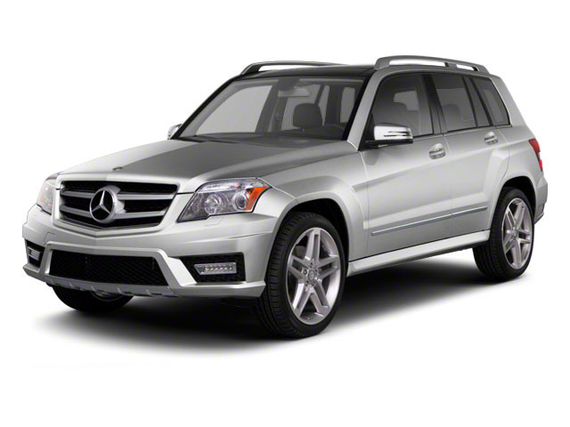 2012 Mercedes-Benz GLK-Class Pictures GLK-Class Utility 4D GLK350 2WD photos side front view