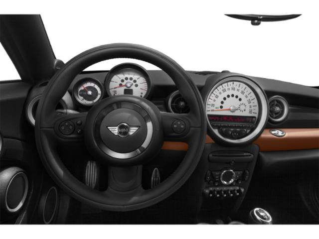 MINI Cooper Roadster Coupe 2012 Roadster 2D S - Фото 4