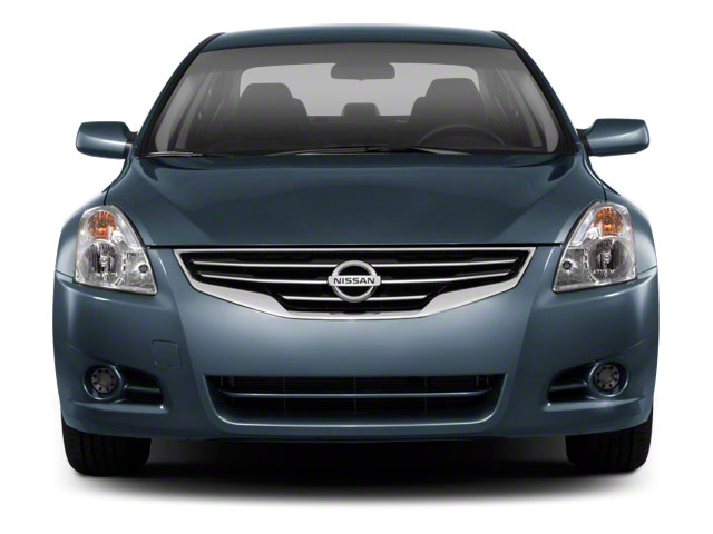 2012 Nissan Altima Prices And Values Sedan 4D Front View