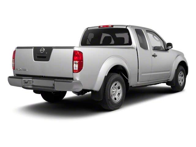 2012 Nissan Frontier Prices and Values King Cab SV 2WD side rear view
