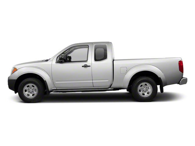 2012 Nissan Frontier Prices and Values King Cab SV 2WD side view