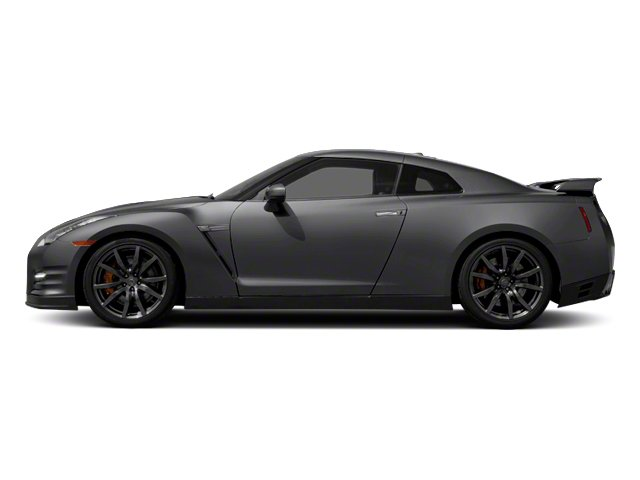2012 Nissan GT-R Prices and Values Coupe 2D Premium AWD side view