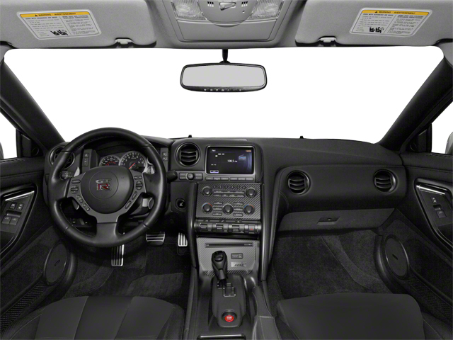 2012 Nissan GT-R Prices and Values Coupe 2D Premium AWD full dashboard