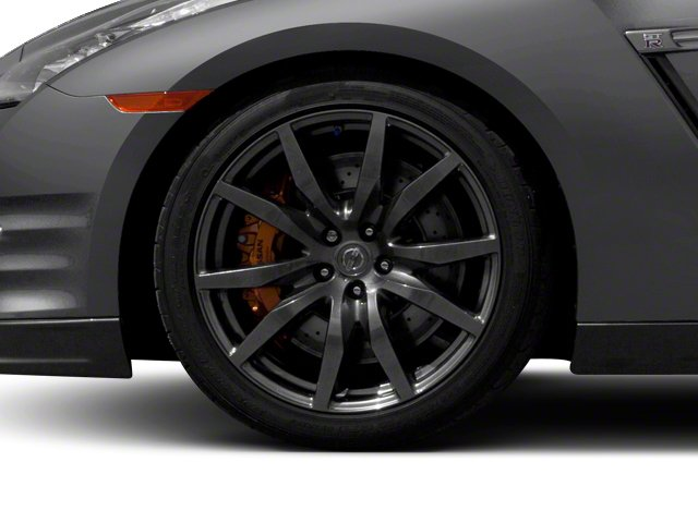 2012 Nissan GT-R Prices and Values Coupe 2D Premium AWD wheel