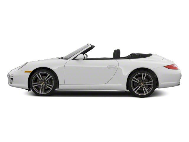 2012 Porsche 911 Prices and Values Cabriolet 2D side view