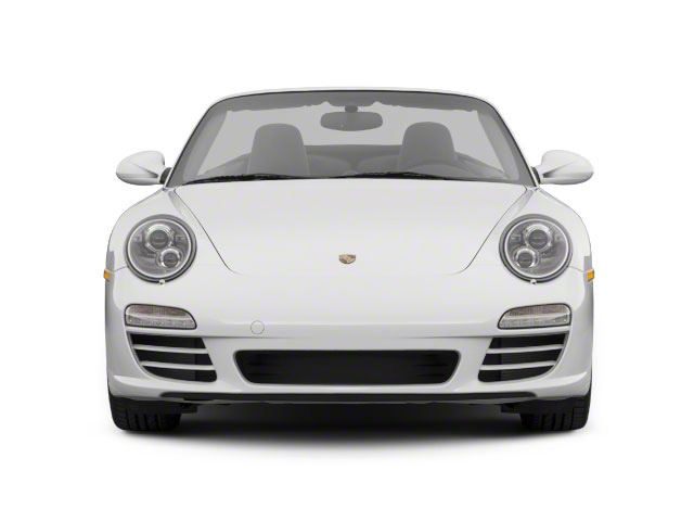 2012 Porsche 911 Prices and Values Cabriolet 2D front view