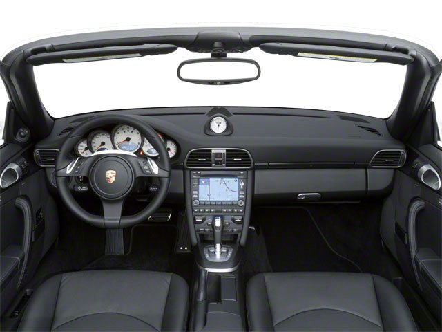 2012 Porsche 911 Prices and Values Cabriolet 2D full dashboard