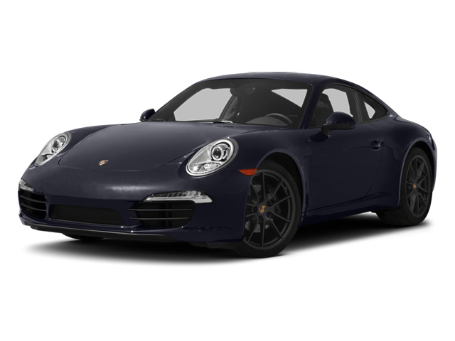 2012 Porsche 911 Prices and Values Coupe 2D 4 Targa AWD side front view