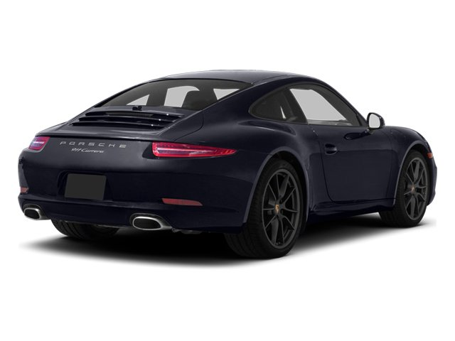 2012 Porsche 911 Prices and Values Coupe 2D 4 Targa AWD side rear view