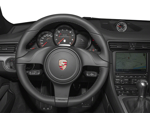 2012 Porsche 911 Prices and Values Coupe 2D 4S Targa AWD driver's dashboard