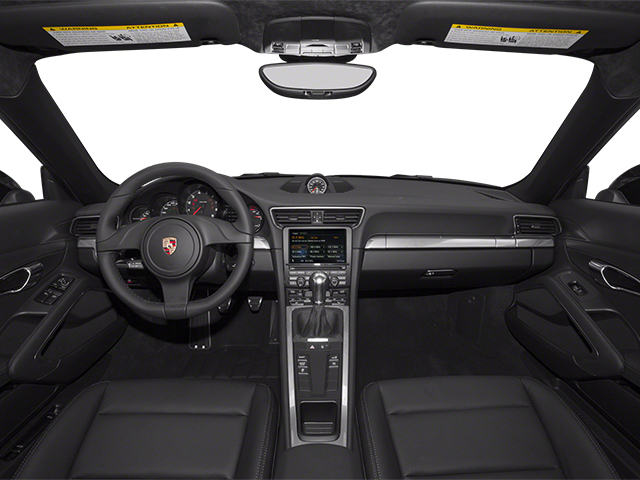 2012 Porsche 911 Prices and Values Coupe 2D 4S Targa AWD full dashboard
