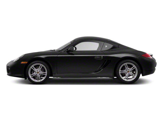 2012 Porsche Cayman Prices and Values Coupe 2D side view