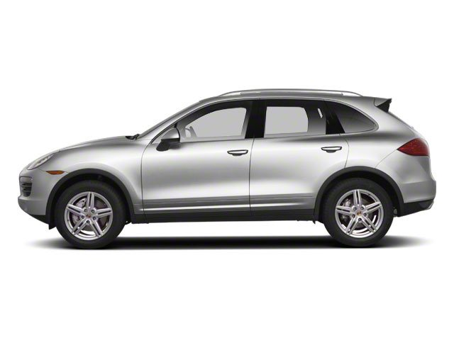 2012 Porsche Cayenne Pictures Cayenne Utility 4D S AWD (V8) photos side view