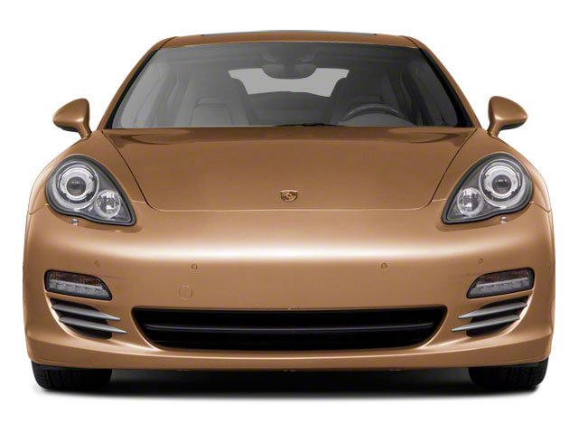 2012 Porsche Panamera Prices and Values Hatchback 4D Turbo AWD front view