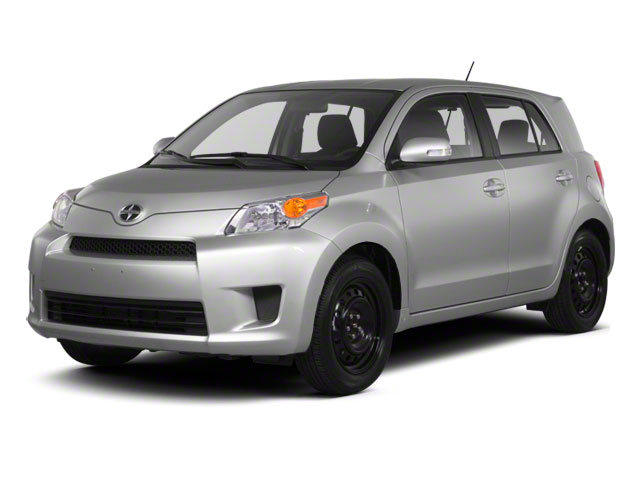 2012 Scion xD Prices and Values Hatchback 5D