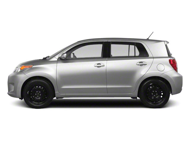 2012 Scion xD Prices and Values Hatchback 5D side view