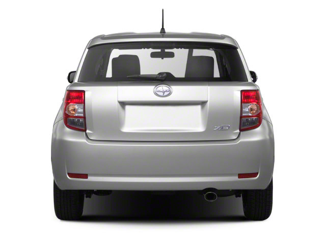 2012 Scion xD Prices and Values Hatchback 5D rear view