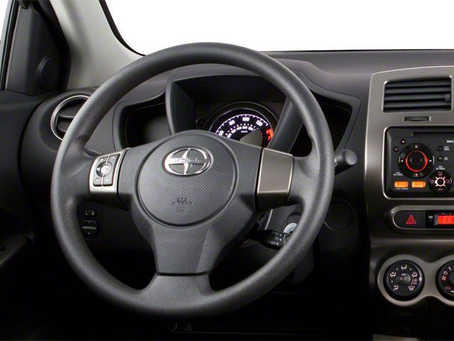 2012 Scion xD Prices and Values Hatchback 5D driver's dashboard