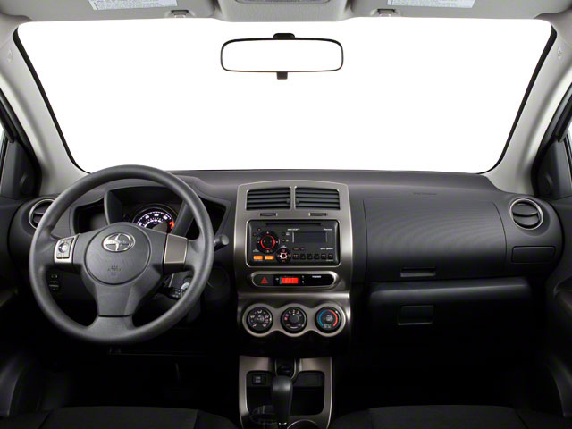 2012 Scion xD Prices and Values Hatchback 5D full dashboard