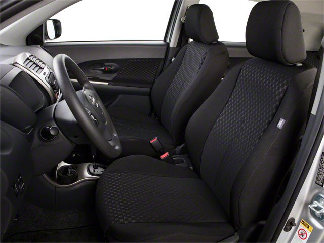 2012 Scion xD Prices and Values Hatchback 5D front seat interior