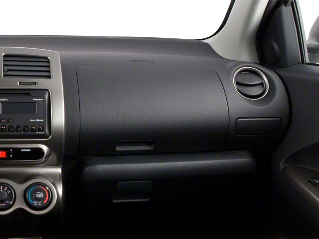 2012 Scion xD Prices and Values Hatchback 5D passenger's dashboard