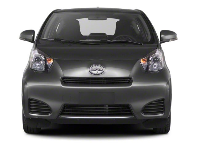 2012 Scion iQ Prices and Values Hatchback 3D front view