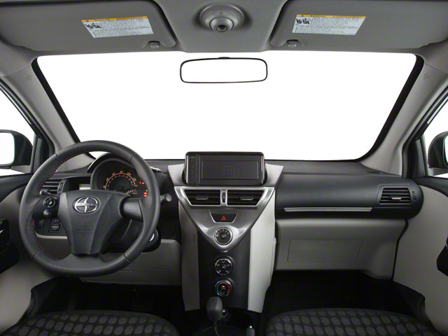 2012 Scion iQ Prices and Values Hatchback 3D full dashboard