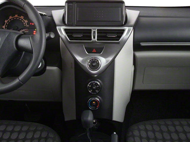 2012 Scion iQ Prices and Values Hatchback 3D center console